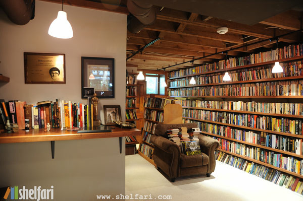 20 buzzap for Only books design apartment 8