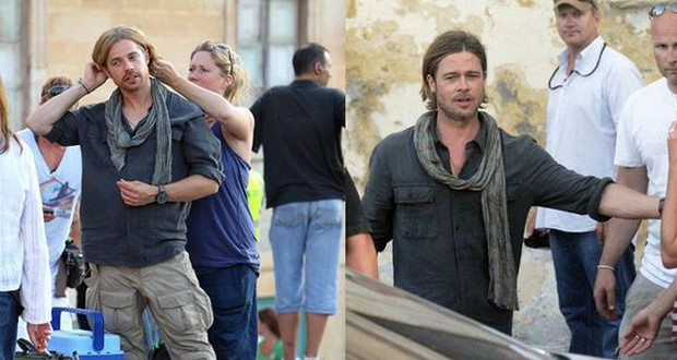 14 Photos Of Celebrities With Their Stunt Doubles That ...