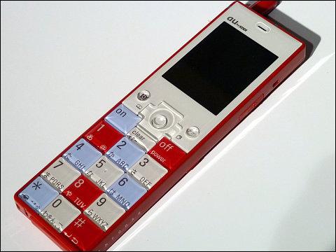 先日新モデル「A02」が発表された「INFOBAR」や「talby」「... 「iida(旧au