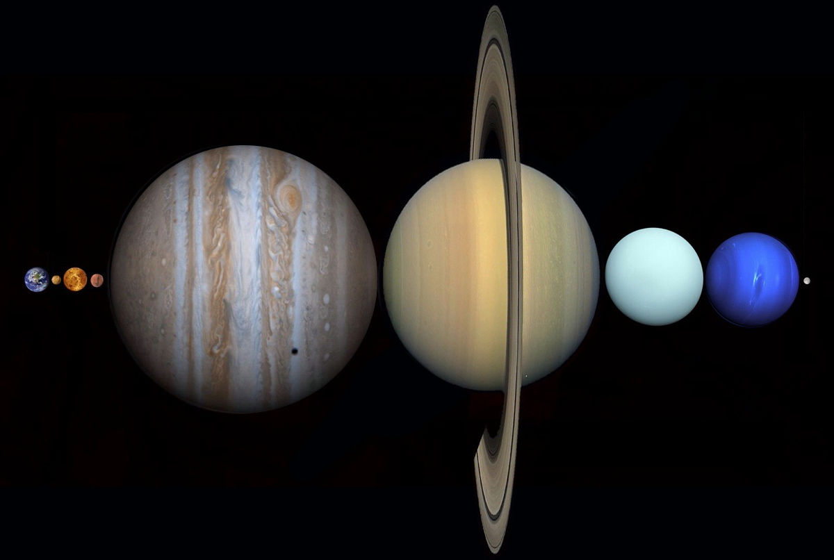planets between moon and earth - photo #2