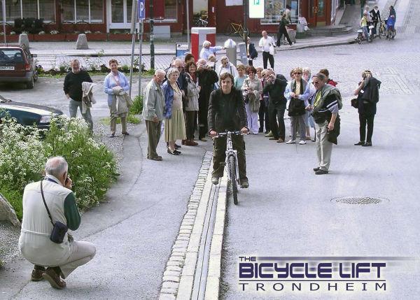 みたい!ノルウェーの自転車 ...