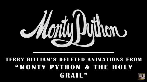 「モンティ・パイソン・アンド・ホーリー・グレイル」からカットされたテリー・ギリアム監督のアニメーション映像がアップさ ...