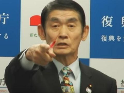 今村雅弘復興大臣、東日本大震災の自主避難者は「自己責任」で「裁判でも何でもやればいい」と暴言 |