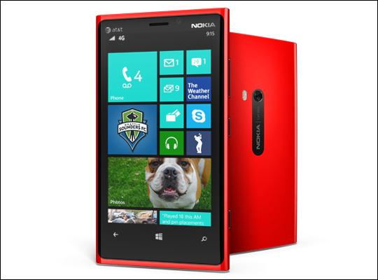 Windows Phone 8スマートフォン「8X」「Lumia 920」「Lumia 820」「8S」はNTTドコモから登場間近か