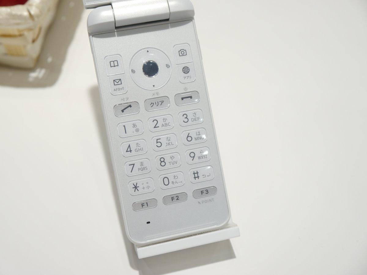LINEも使える4Gガラケー「GRATINA 4G」レビュー、なんとWi-Fiも利用 ...
