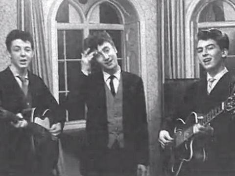 ビートルズが結成前の1958年に初めてライブレコーディングを行った音源 ...