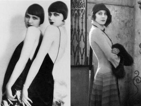 まさに 華麗なるギャツビー の世界 1920年代のクールすぎる女性