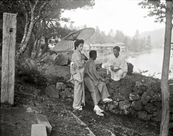 画像】外国人写真家が見た1908年...