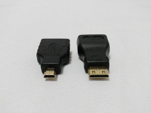 GPD WINやGPD Pocketで利用可能、百均で買える「HDMI-microHDMI」「HDMI ...