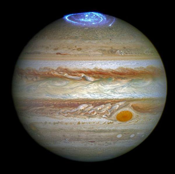 木星の画像
